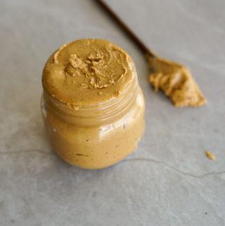 como fazer manteiga de castanha de caju caseira