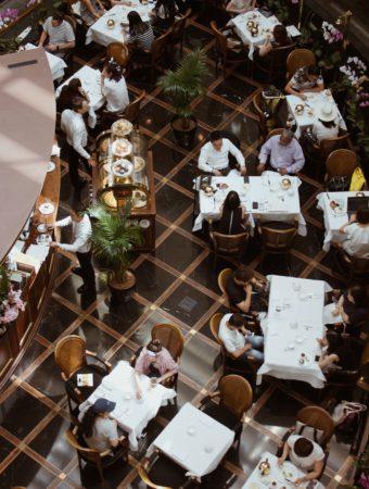 coronavirus - é seguro comer em restaurantes?