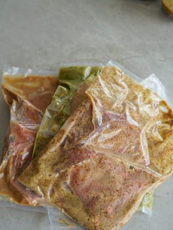 como fazer marinada de porco