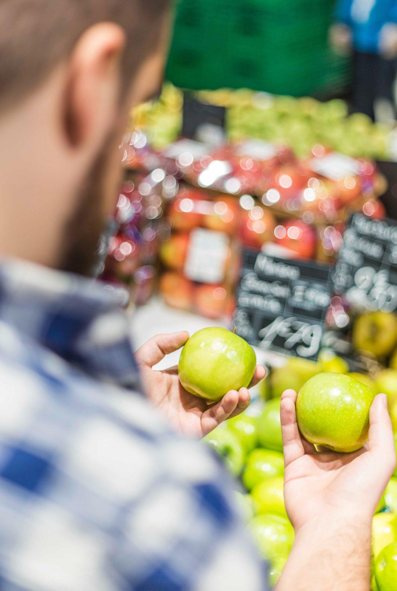 Hort fruti na quarentena