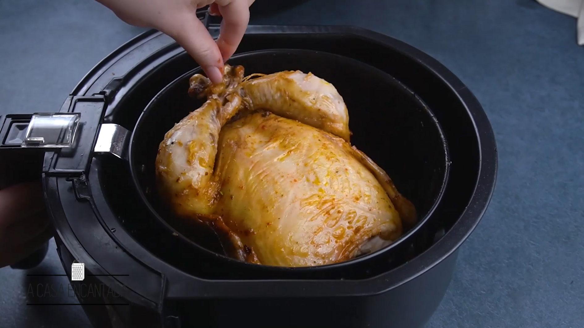 frango assado na airfryer
