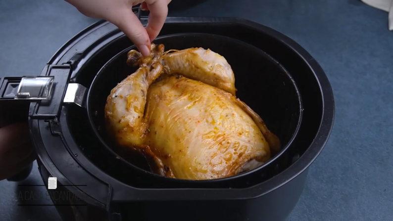 frango assado na air fryer