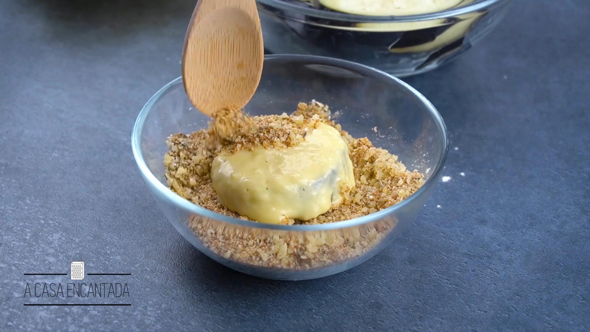 berinjela a milanesa ou berinjela a parmegiana na airfryer