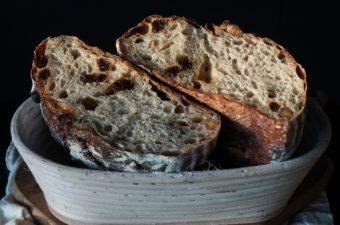 pães de longa fermentação