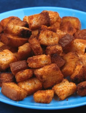 croutons-na-airfryer
