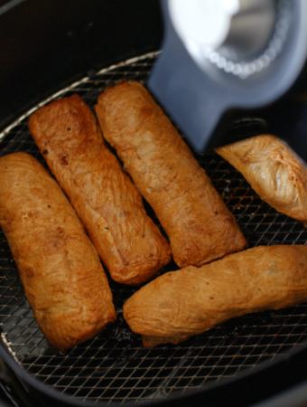 Aprenda a fazer empanados na airfryer