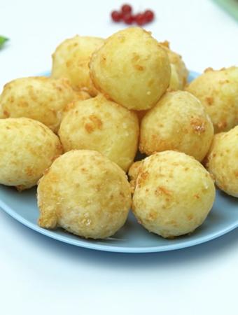 Pão de queijo frito: fácil, prático e delicioso