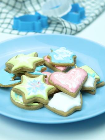 Como decorar biscoitos de Natal