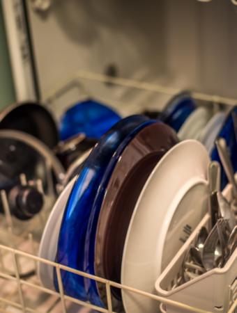 Como limpar o lava-louças: é fácil!