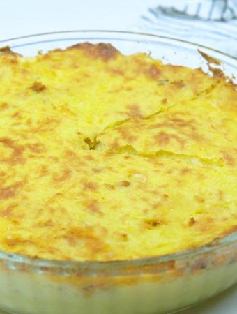 escondidinho de frango com batatas