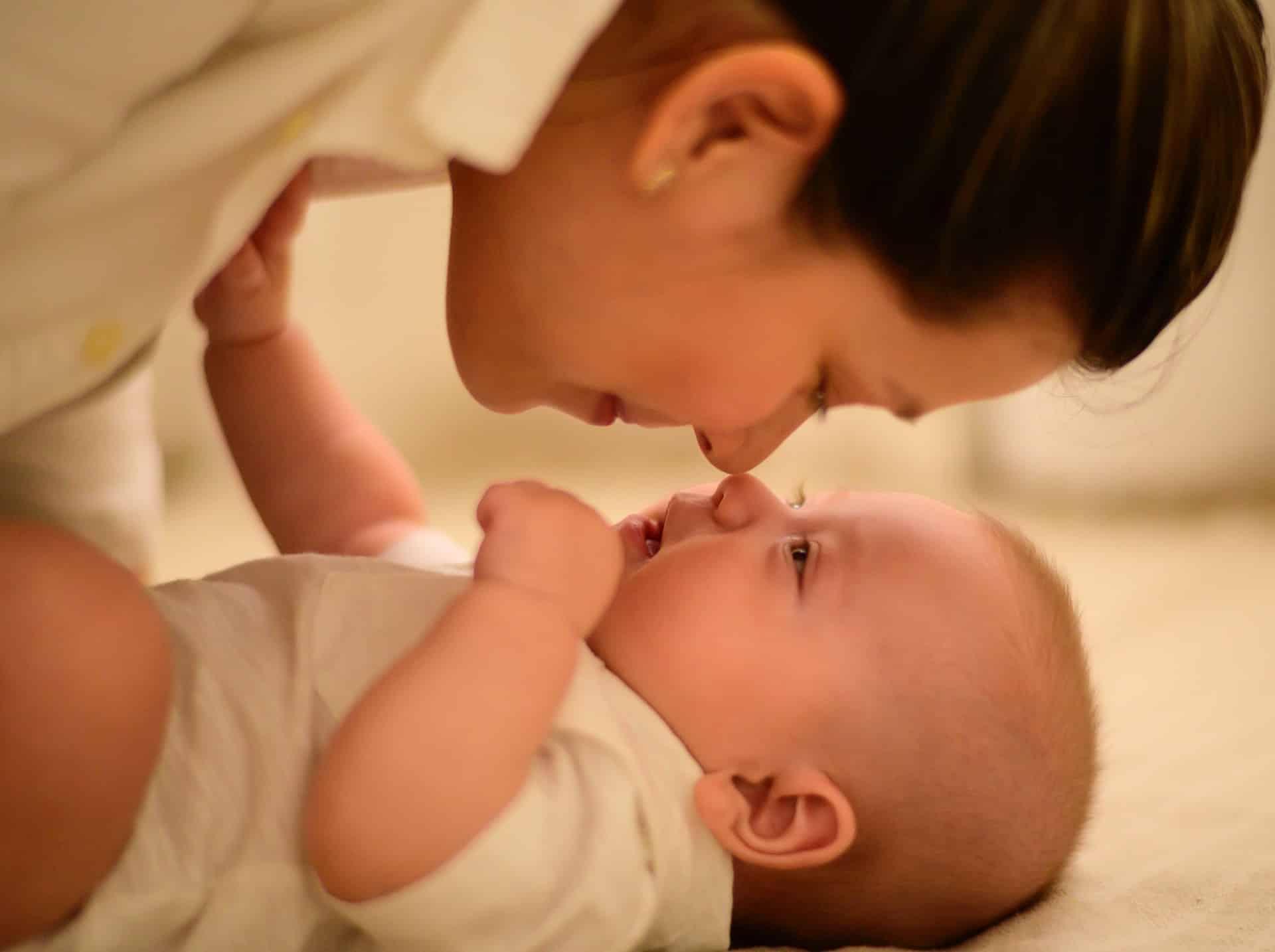 ritual do sono do bebê