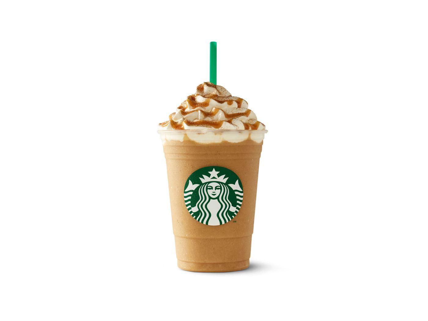 Starbucks tornou o frappuccino famoso no mundo todo.