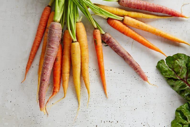 panqueca de cenoura fit
